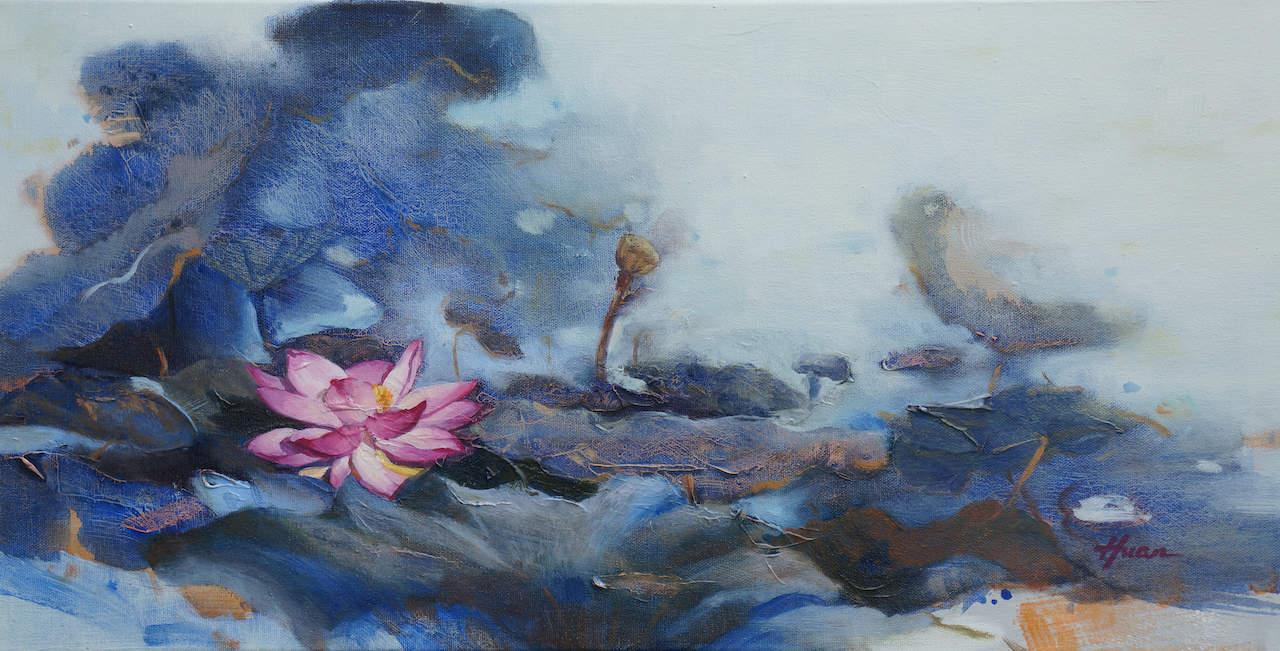 Huan Chen Lotus IV