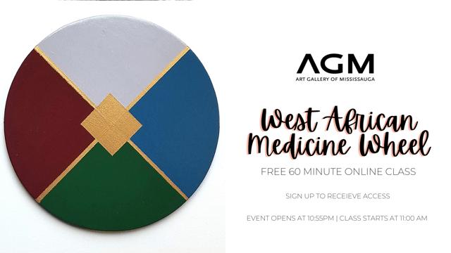 West African Medicine Wheel AGM