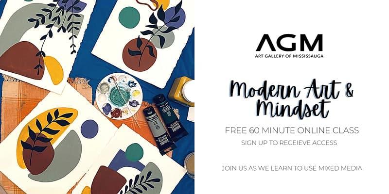 Modern Art and Mindset