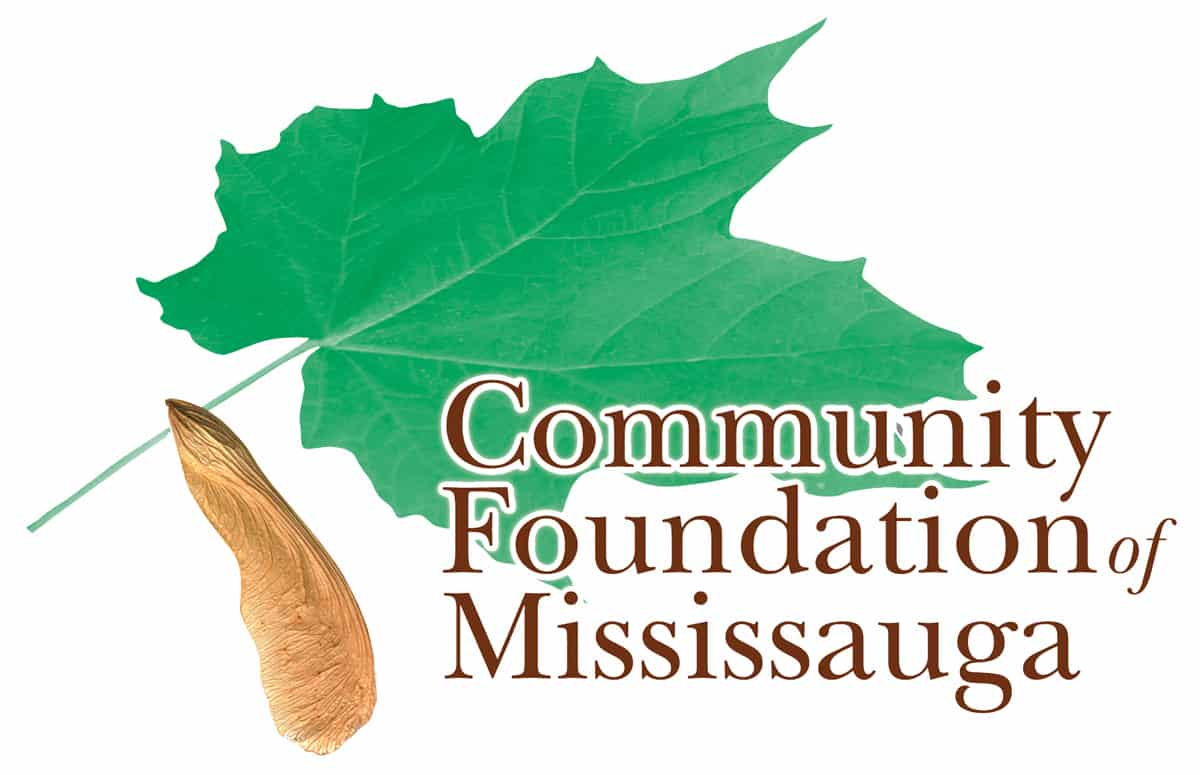 Community foundations of Mississauga logo